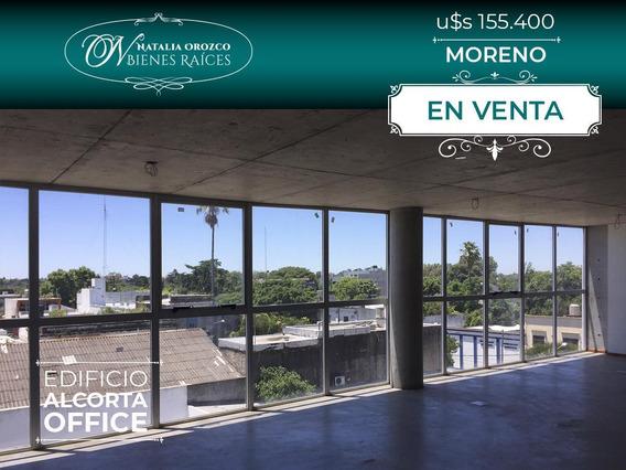 Oficinas En Venta- Centro (moreno) Edificio De Categoría