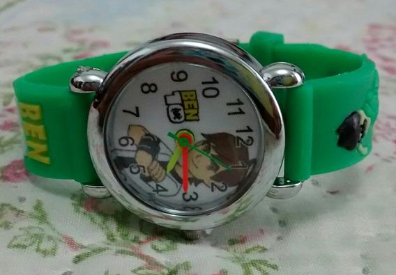 Relógio Infantil Ben 10 Barato Promoção