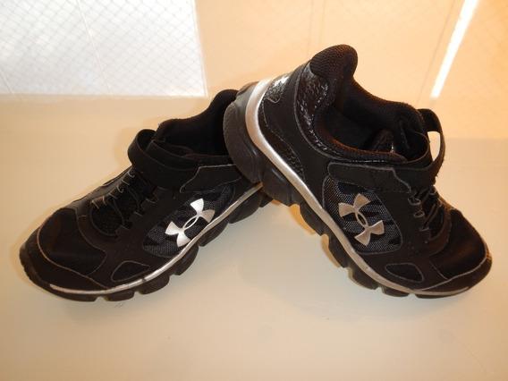 Tênis Infantil Under Armour Menino 30 Original Nike adidas