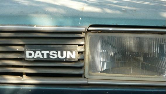 Nissan Datsun Bluebird ´82