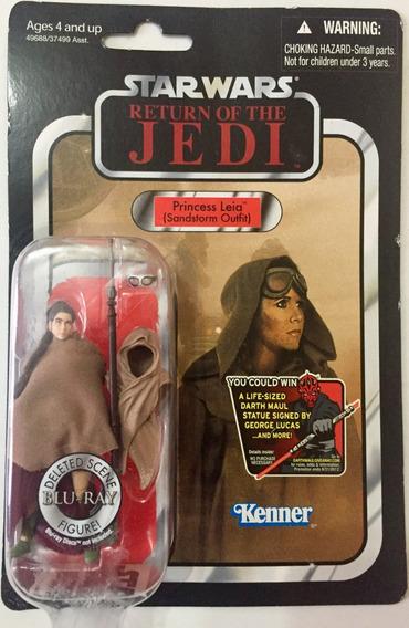 Figura O Muñeco Star Wars Vintage Collection Princess Leia