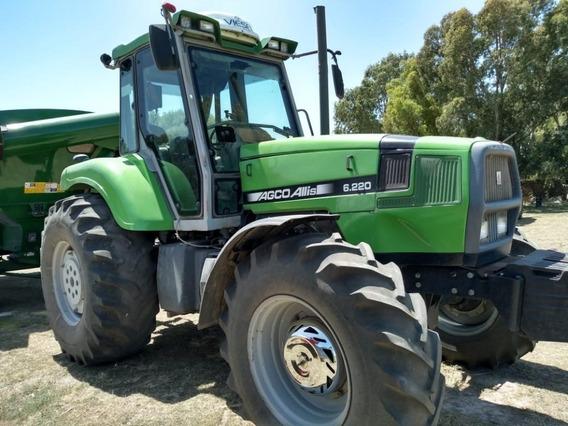 Tractor Deutz 6.220