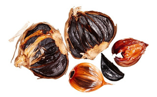 Ajo Negro Black Garlic Oferta 851 Grs Envío Gratis