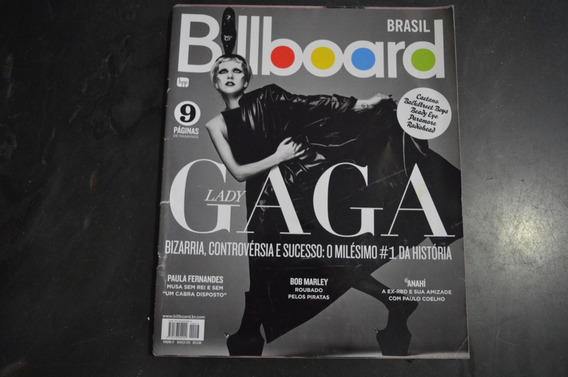 Billboard 17 Lady Gaga Revista
