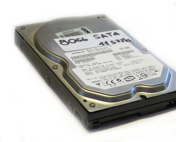 Promoción Disco Sata De 80 Gb Pc (3x2) 3.5 Gtia