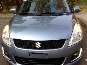 Suzuki Swift Glx 1.4 Man ,gps Aire Q,c,bluetooth C/reversa.