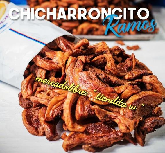 Chicharrón De Cerdo Carnicería Ramos Monterrey.