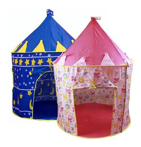 Carpa Castillo Infantil Niños Y Niñas