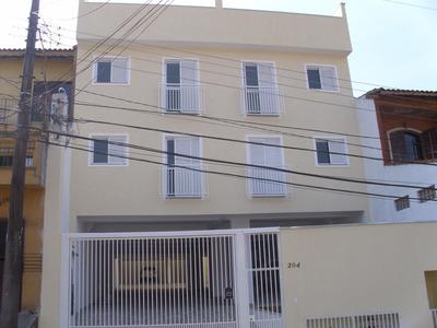 Cobertura Residencial À Venda, Vila Pires, Santo André. - Co49886
