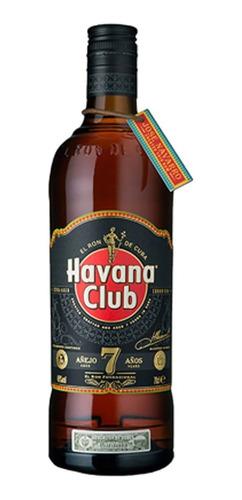 Botella Ron Havana Club Añejo 7 Años 700ml