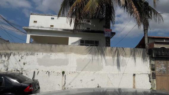 Casa Em Colubande, São Gonçalo/rj De 65m² 2 Quartos À Venda Por R$ 160.000,00 - Ca288856