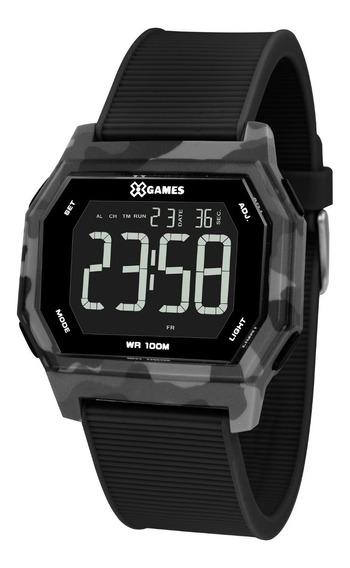 Relógio X-games Masculino Digital Xgppd135 Pxpx Camuflado
