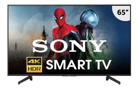 Smart Tv Led 65 Sony Kd-65x705g Ultra Hd 4k 3 Hdmi 3 Usb