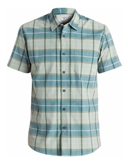 Camisa Quiksilver Everyday Check 28107017 Cve