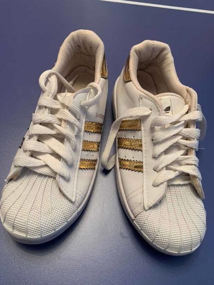 Zapatillas adidas Usadas T 35