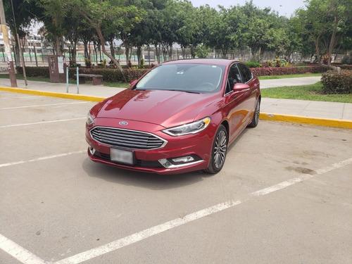 Ford Fusion 2018 Se Full Motor 2.o Turbo Ecoboost 30,300 Km