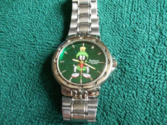 Armitron Marvin Warner Brothers Reloj Vintage Retro