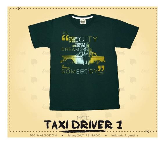 Remera Soul - Taxi Driver