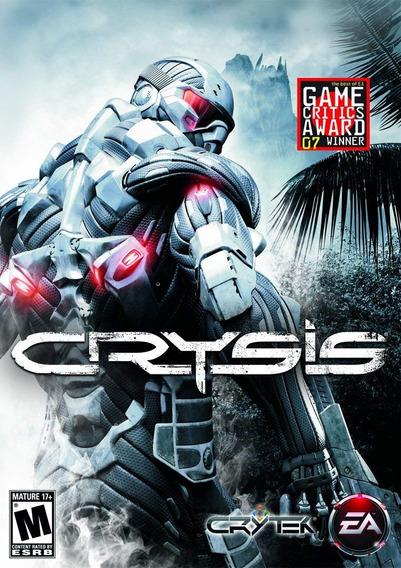 Game Pc Crysis Dvd-rom