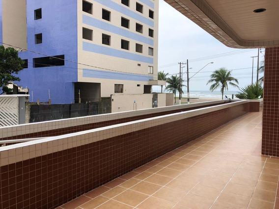 Apartamento Com 1 Dormitório Para Alugar, 40 M² Por R$ 850/mês - Vila Caiçara - Praia Grande/sp - Ap0165