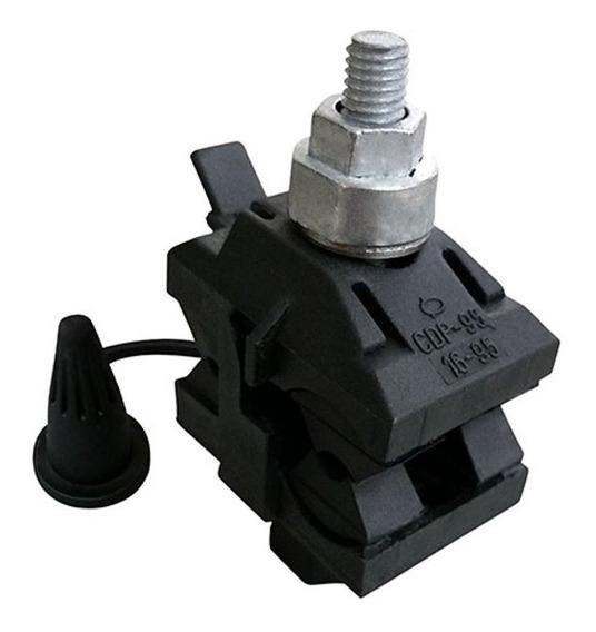 Conector De Derivação Perfurante Cdp 95 Lukma 16mm A 95mm