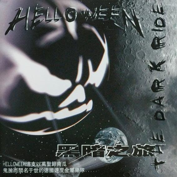 Helloween - The Dark Ride Cd (edición China Oficial)