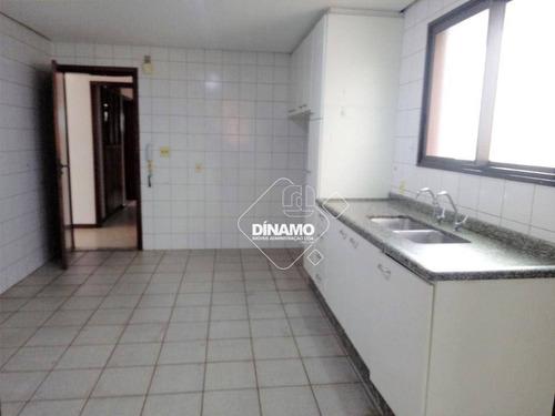 Apartamento Com 4 Dormitórios, 173 M² - Venda Ou Aluguel - Higienópolis - Ribeirão Preto/sp - Ap0973