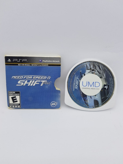Umd Psp Need For Speed Shift
