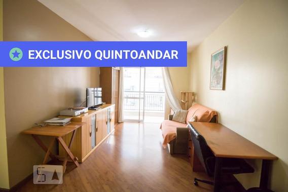 Apartamento No 8º Andar Mobiliado Com 4 Dormitórios E 2 Garagens - Id: 892970053 - 270053