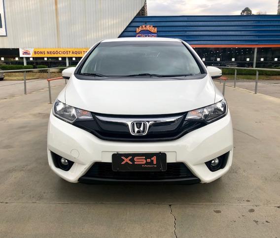 Honda Fit Ex 2016, Automatico, Unico Dono, Bx. Km