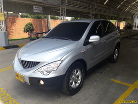 Ssangyong Actyon D20dt Mt 2000cc Aa Abs Ab