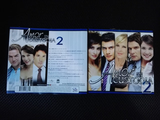 Amor En Custodia 2 Cd + Dvd
