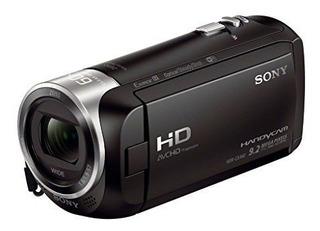 Sony Hdr-cx440 Handycam - 8gb Wi-fi 60p Hd Camcorder (reacon