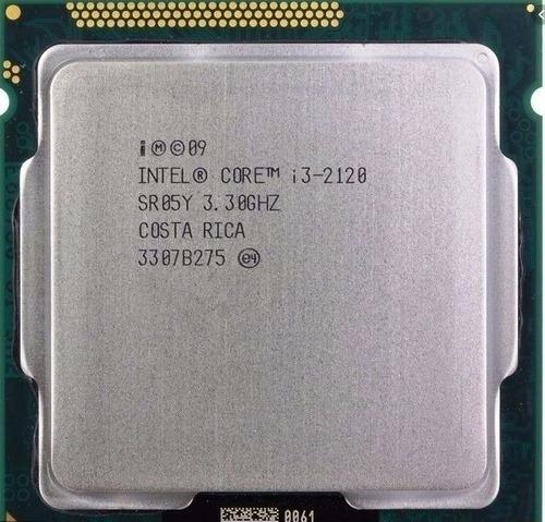 Processador Core I3 2120 - 3.30 Ghz 2ª Geração + Barato