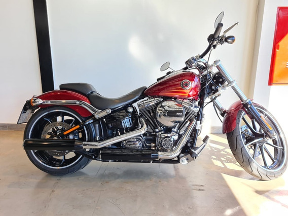 Harley-davidson Breakout 103 Vermelha 2016/2016