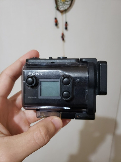 Sony Action Cam Hdr-as50 Full Hd