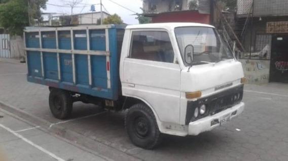Camión Pequeño Daihatsu, Motor Toyota En Buen Estado