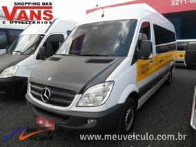 Mercedes Sprinter 415 Van 2.2 Luxo Teto Alto 2012/2013