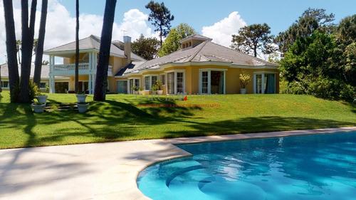 Venta En Casa Barrio Golf, Punta Del Este. - Ref: 2803