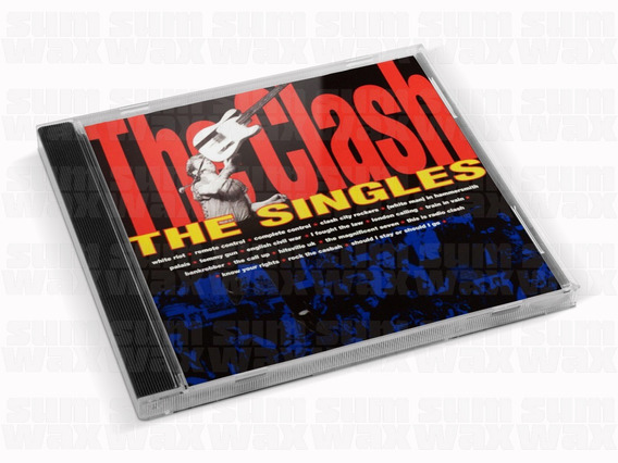 The Clash - The Singles Cd Punk