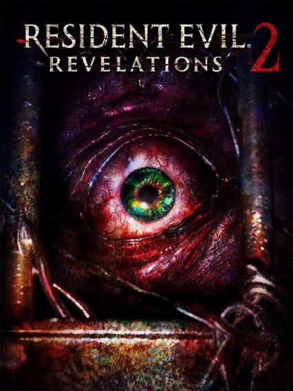 Resident Evil Revelations 2 Pc Envio Em 5 Minutos Original!!