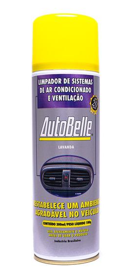 Higienizador Ar Condicionado Autobelle Lavanda Spray 300ml