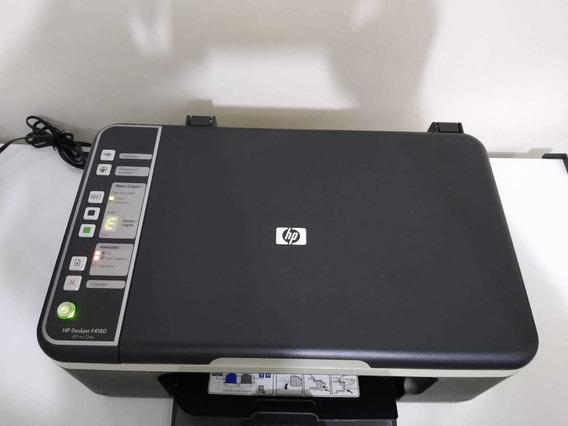 Impressora Hp Deskjet F4180 .All-in-one