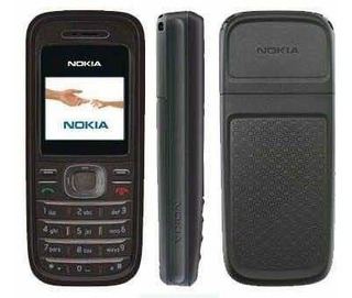 Celular Nokia 1208 Barato