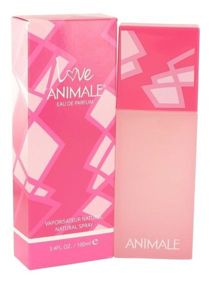 Perfume Animale Love For Woman 100ml Lacrado Original.