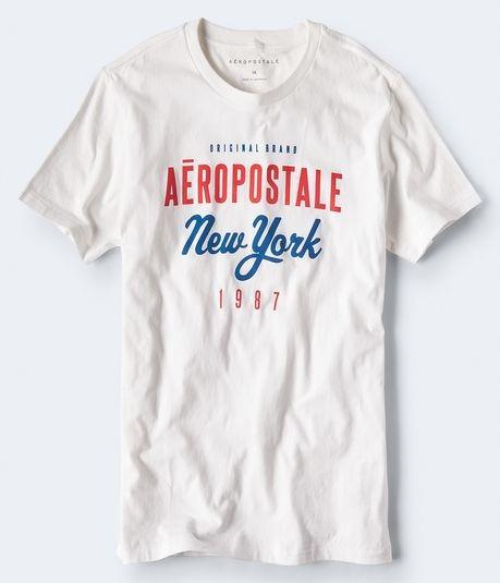 Remera Aeropostale Original Importada