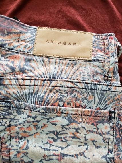 Pantalón Estampado Akiabara