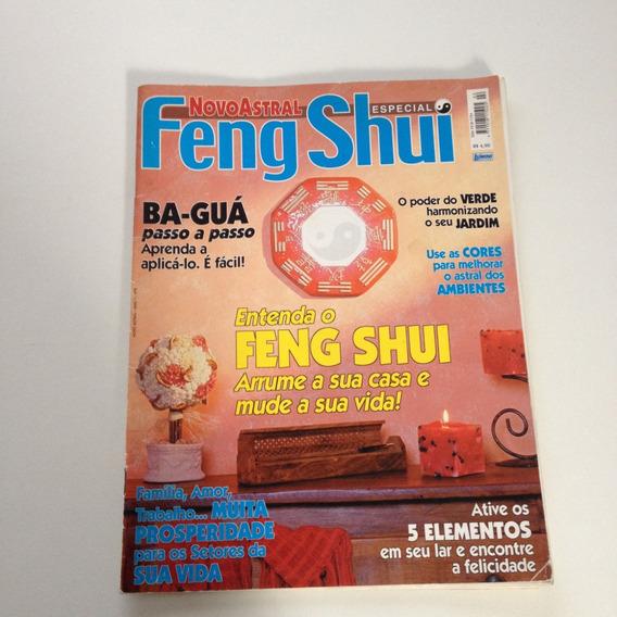 Revista Novo Astral Feng Shui Ba-guá N°02 D563
