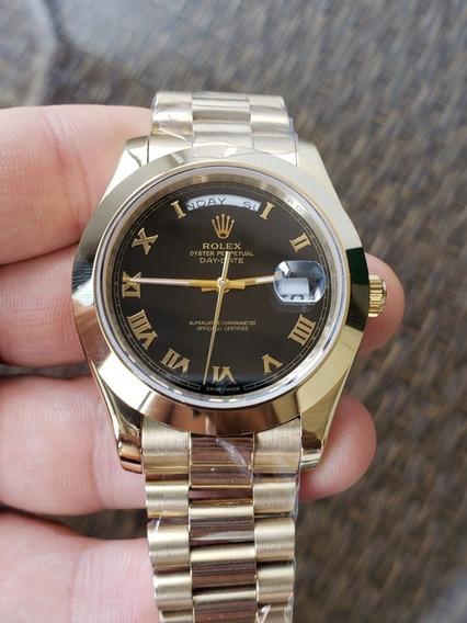 Relógio Rolex Day Date Presidente Algarismo Romano