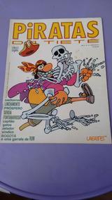 Piratas Do Tietê Nº. 10 - Ano 2 - Laerte - 1991 - Raridade